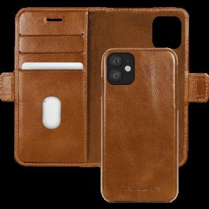 dbramante1928 iPhone 11 Lynge Leather Wallet Tan