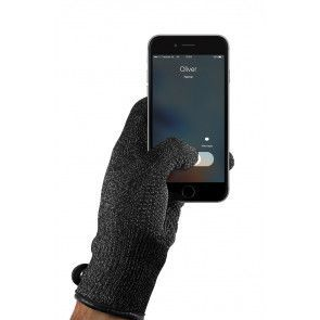 Mujjo Single Layered Touchscreen Gloves Large bellen