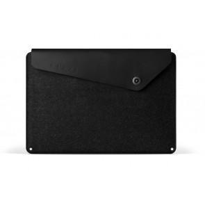 Mujjo Sleeve 15 inch MacBook Pro Black voorkant