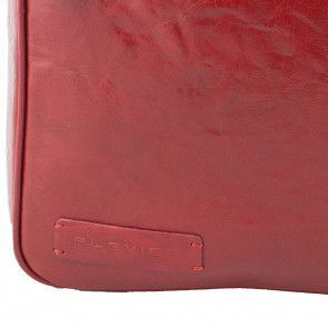 Plevier Business Laptoptas 604 Rood 12-14 inch Detail