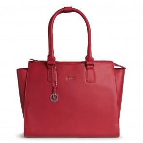 SOCHA Businessbag Caddy Red 14-15.6 inch Voorkant