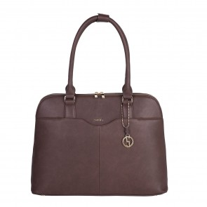 SOCHA Businessbag Couture Brun 14-15.6 inch Voorkant