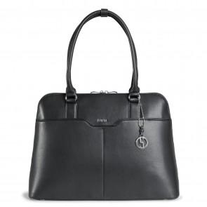 SOCHA Dames Laptoptas Couture Noir 14-15.6 inch Voorkant