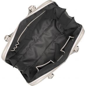 SOCHA Dames Laptoptas 15.6 inch Couture V Vanilla Open