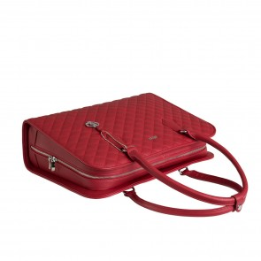 SOCHA Red Diamond Businessbag 15.6 inch Liggend