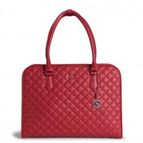 SOCHA Red Diamond Businessbag 15.6 inch Voorkant