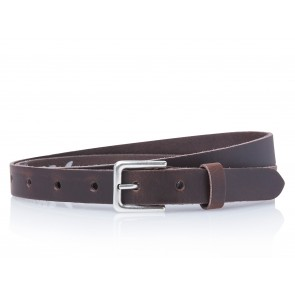 Take-It 490 Dames Leren Fashion Riem 95/2 Cm Bruin