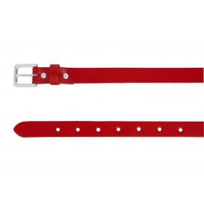 Take-It 490 Dames Leren Fashion Riem 95/2 Cm Rood Afb 2