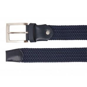 Timbelt 70113 Elastische Band Riem 110/3,5 Cm Navy-Blauw Afb 2