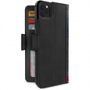Twelve South BookBook iPhone 11 Pro Max Case Wallet Zwart