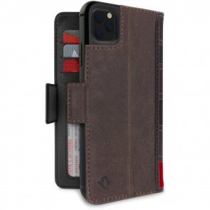 Twelve South BookBook iPhone 11 Pro Case Wallet Bruin