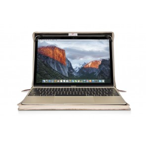 Twelve South BookBook Rutledge MacBook 12 inch voorkant