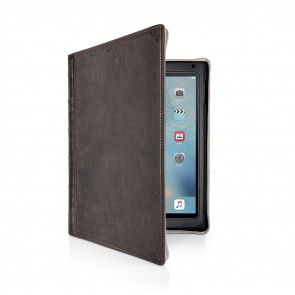 Twelve South BookBook iPad Air 1/2 Vintage Brown voorkant