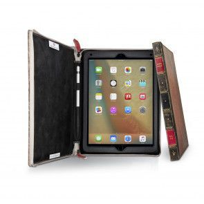 Twelve South BookBook Rutledge iPad Pro 9.7 Case Open