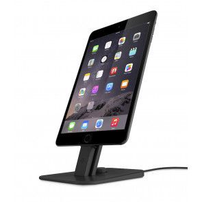Twelve South HiRise Deluxe Black for iPhone and iPad met iPad