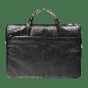 dbramante1928 Silkeborg Leather Sleeve Black 13 inch Achterkant