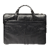 dbramante1928 Silkeborg Leather Sleeve Black 15 inch Achterkant