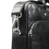 dbramante1928 Helsingborg Businessbag Dark Brown 16 inch Detail
