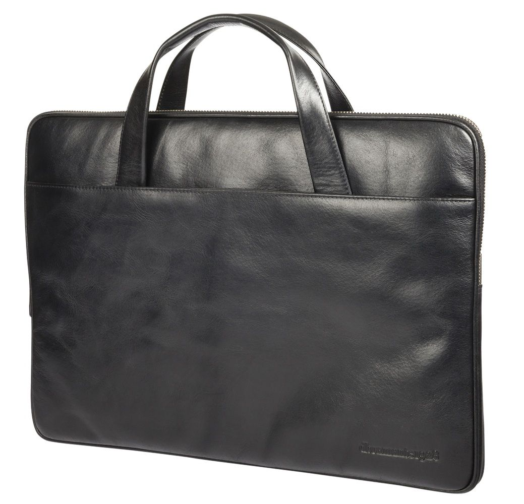 Laptophoes dbramante1928 Silkeborg Leather Sleeve Black 13 inch