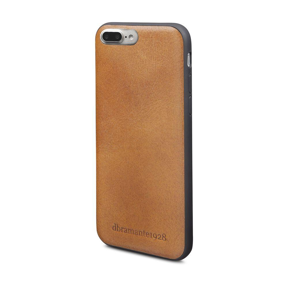 iPhone case dbramante1928 Billund Back Cover iPhone 7 Plus Tan