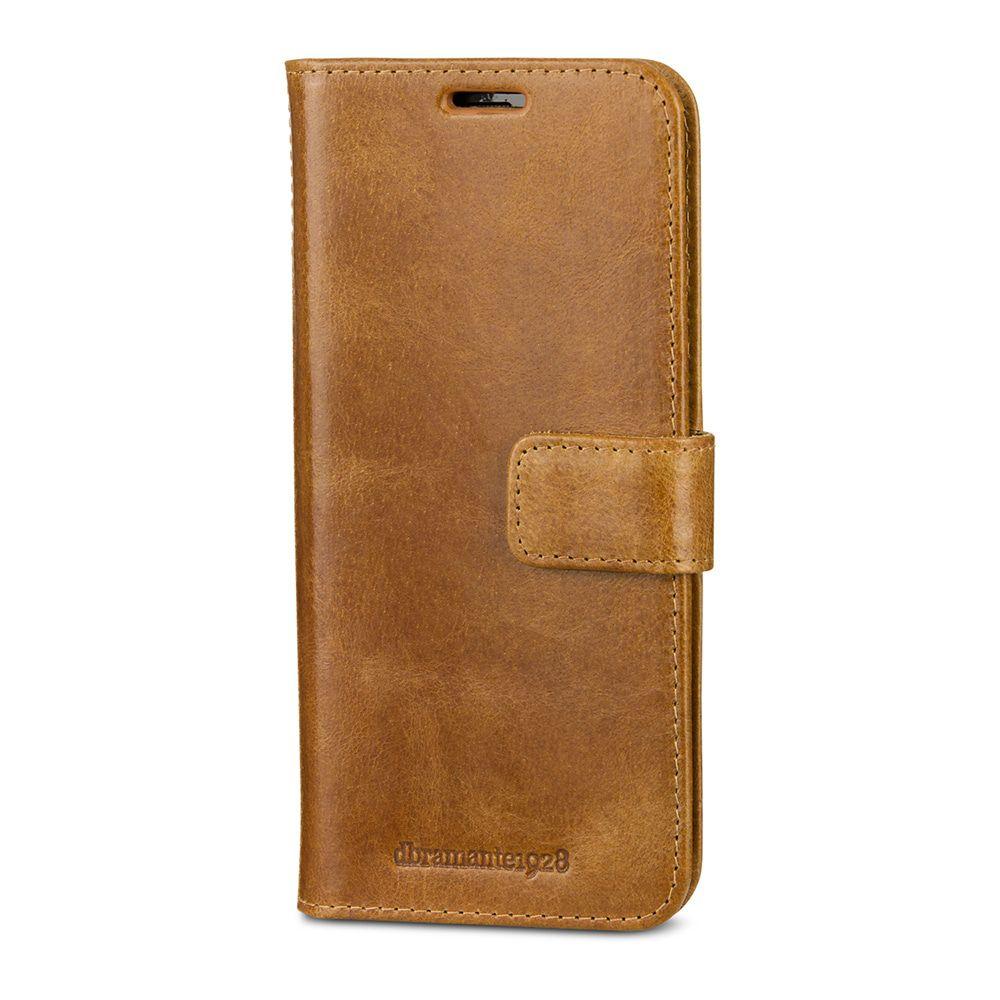 dbramante1928 Copenhagen 2 Leather Wallet Samsung Galaxy S8+ Hoesje Tan