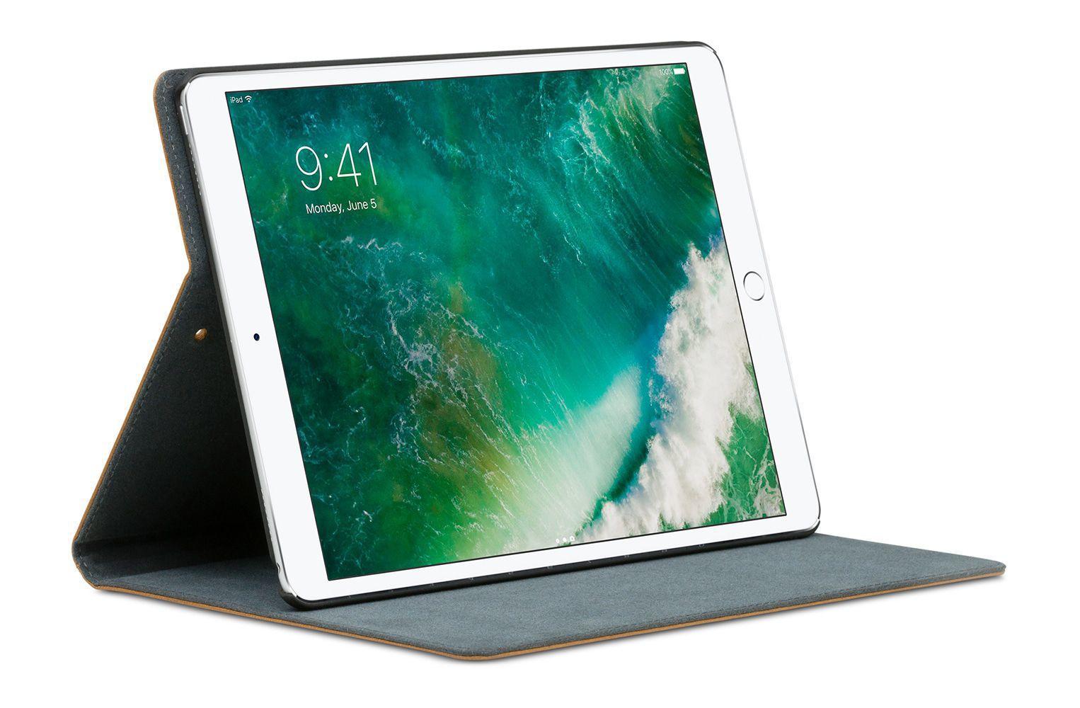 iPad case dbramante1928 Copenhagen 2 Leather Folio Case iPad Pro 10.5 inch Tan