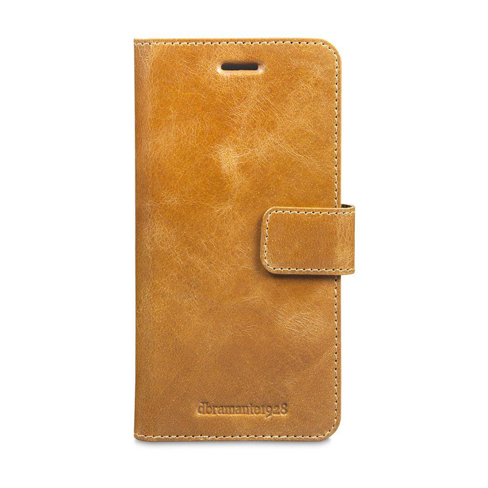 dbramante1928 Copenhagen Leather Wallet Samsung S7 Edge Tan