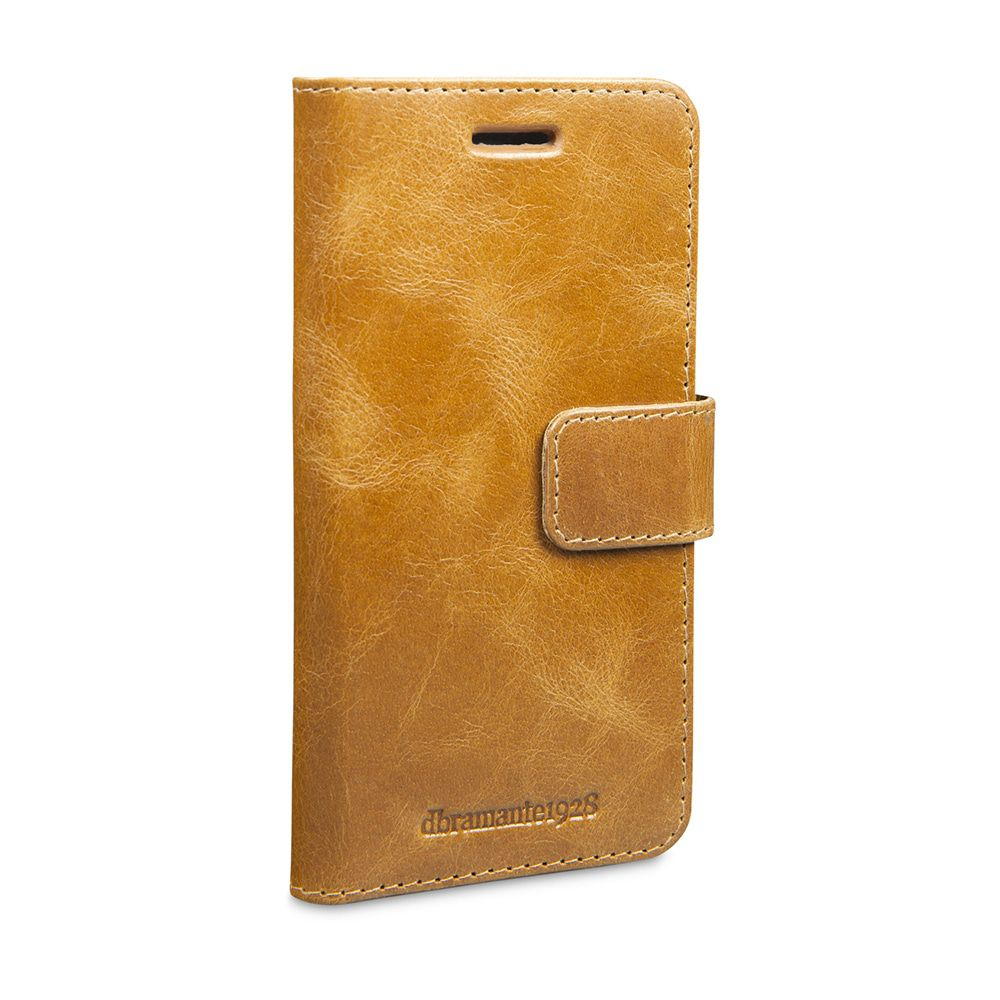 dbramante1928 Copenhagen Leather Wallet Samsung S7 Tan