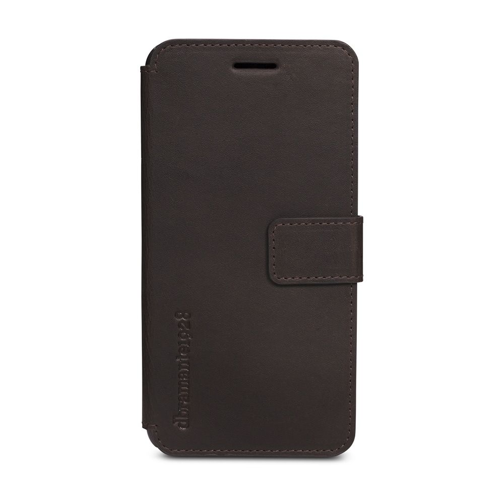 iPhone case dbramante1928 Frederiksberg Wallet iPhone 6/6S Hunter Dark