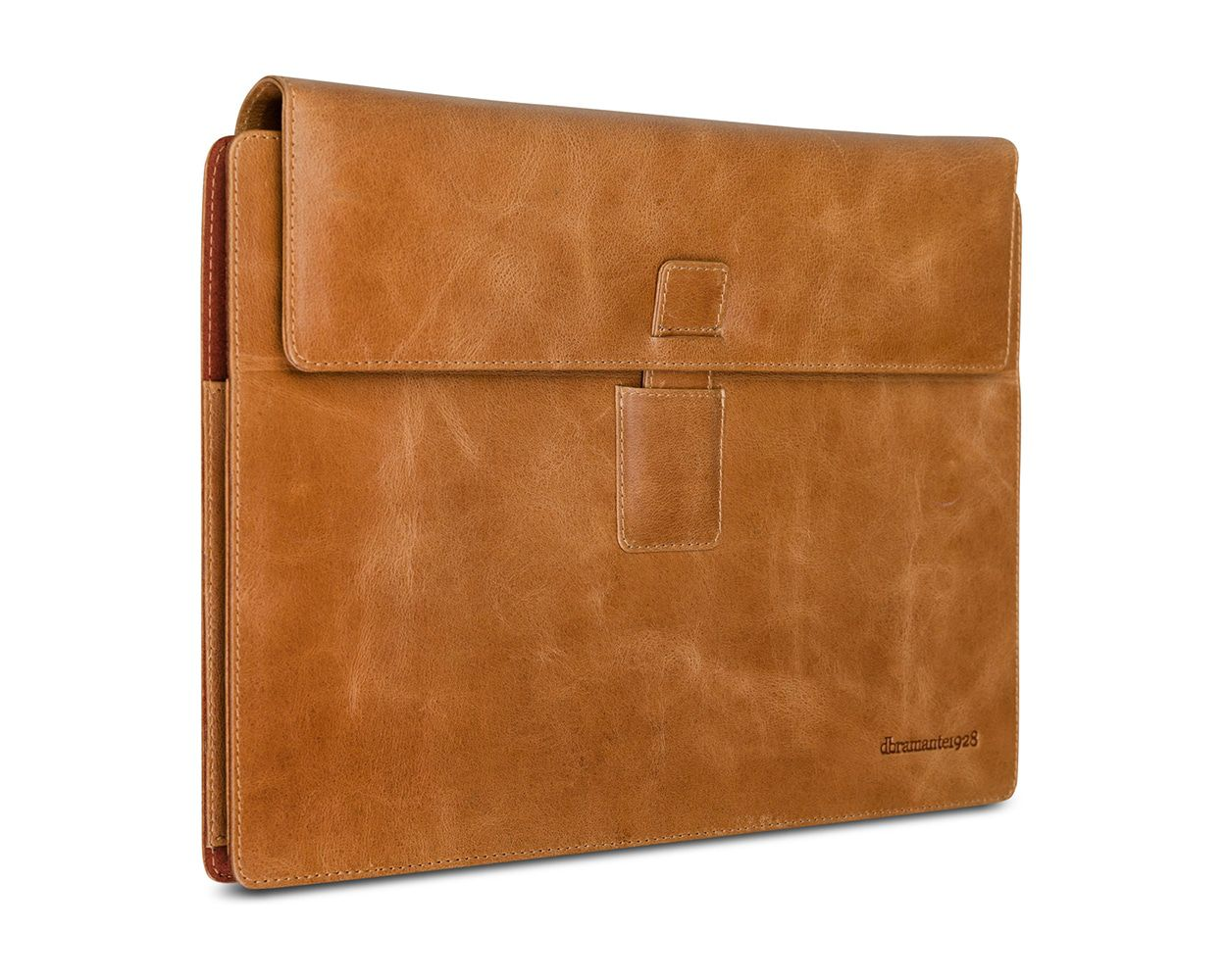 Laptophoes dbramante1928 Hellerup Leather Envelope Microsoft Surface Pro 3 & 4 Tan