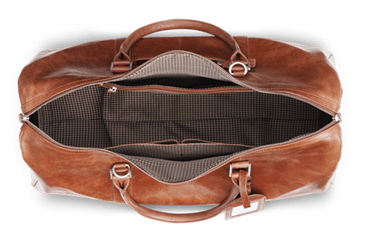dbramante1928 Kastrup 2 Weekender Bag Tan