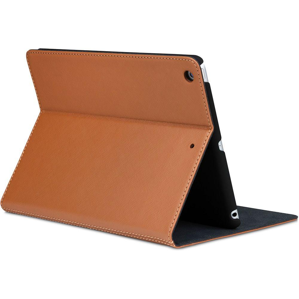 iPad case dbramante1928 Leren iPad Case 2017/2018 Mode Tokyo Burnt Sienna