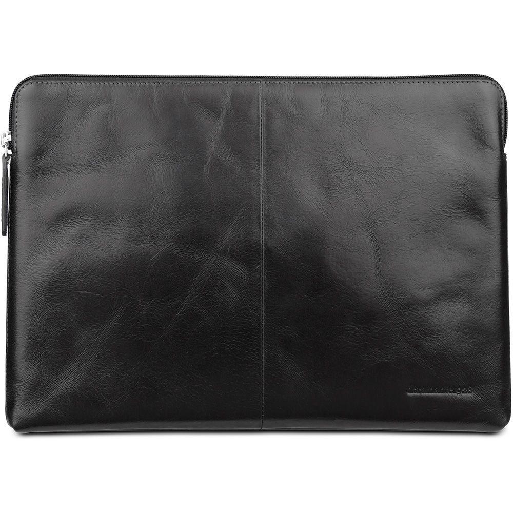 Laptophoes dbramante1928 Leren Laptop Sleeve 13 inch 2016/2017 Skagen Donkerbruin