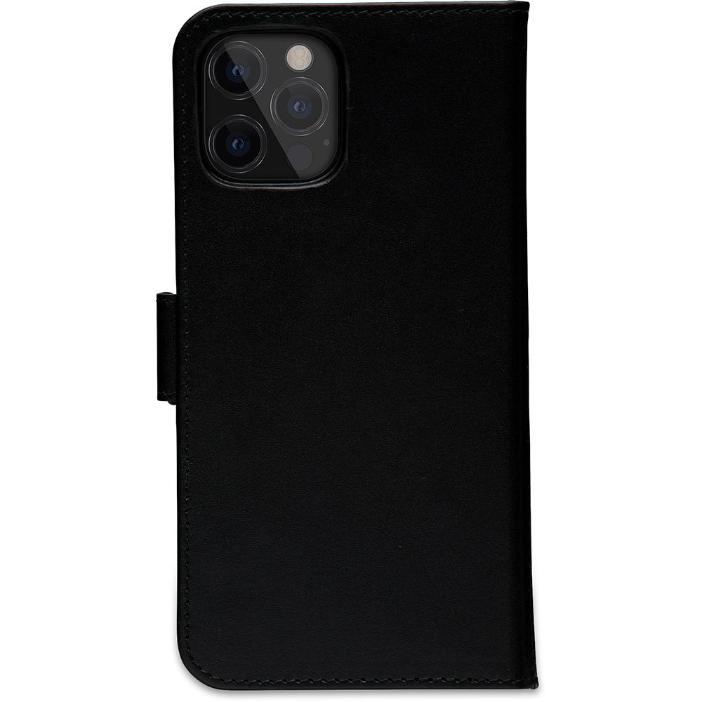 dbramante1928 Leren Wallet Hoesje iPhone 12 & 12 Pro Lynge Zwart