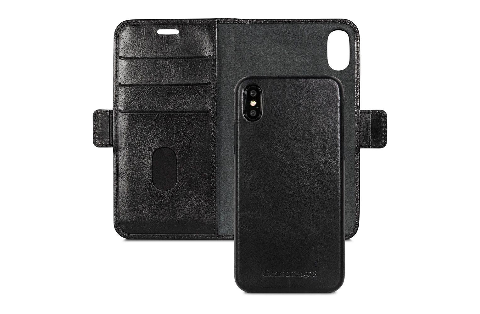 dbramante1928 Lynge Leather Wallet iPhone X Black