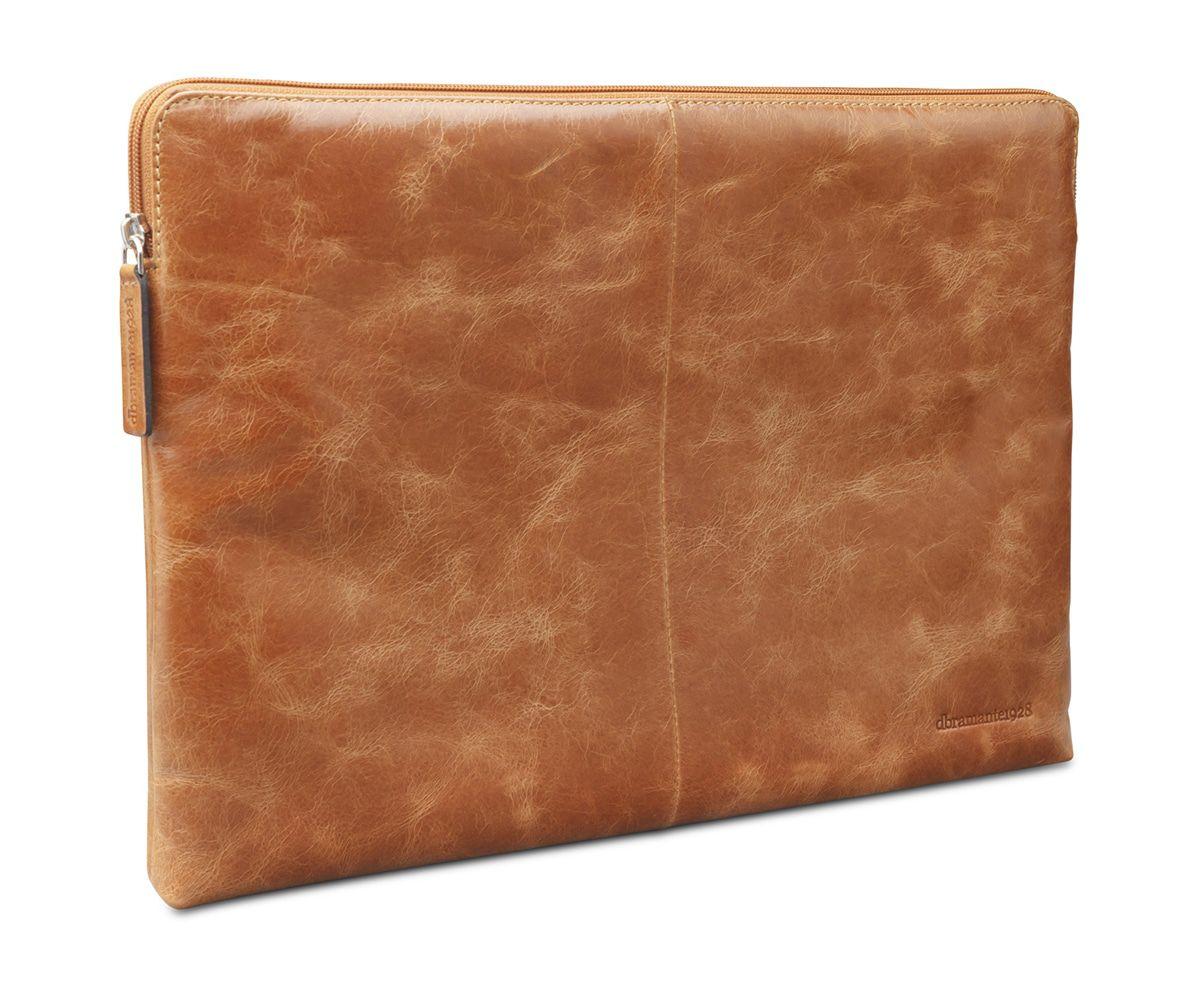 Laptophoes dbramante1928 Skagen Leather Sleeve MacBook Air/Pro 13 inch Tan