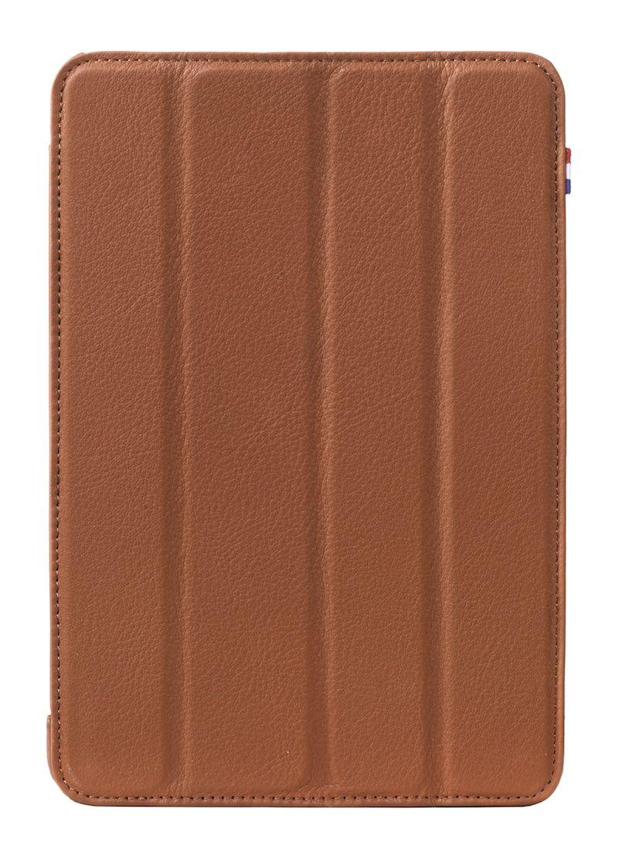 iPad hoes Decoded Leather Slim Cover iPad Mini Retina Brown