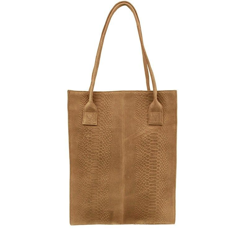 DSTRCT Portland Road A4 Shopper Taupe