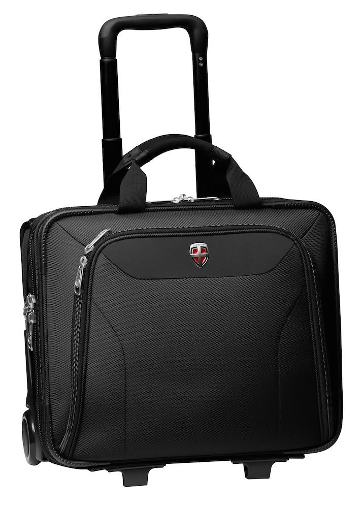 Laptop trolley Ellehammer Copenhagen Business Trolley Black 15.6 inch