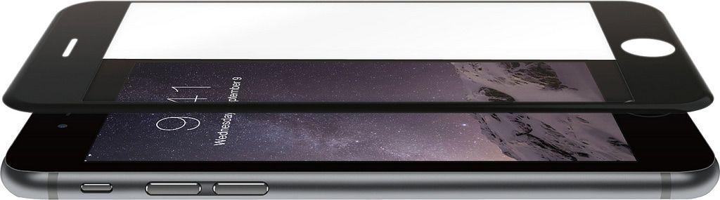 Screenprotector Just Mobile AutoHeal Screenprotector iPhone 6/6S Black