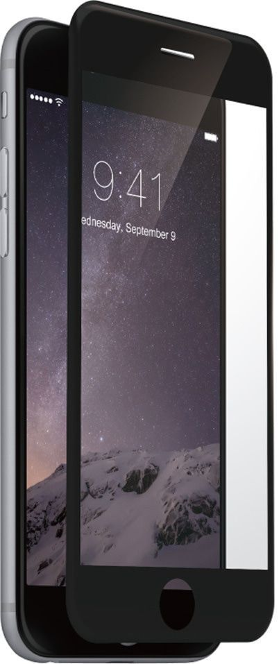 Screenprotector Just Mobile AutoHeal Screenprotector iPhone 6/6S Plus Black