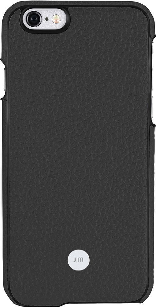 Just Mobile Quattro Back Cover iPhone 6/6S Black