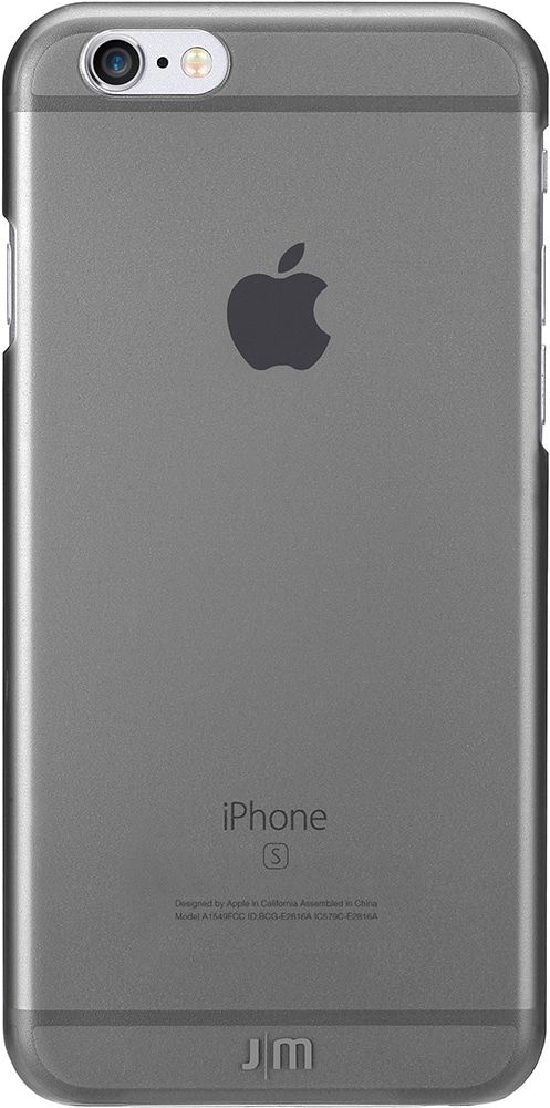 Just Mobile TENC AutoHeal Cover iPhone 6/6S Plus Matte Black
