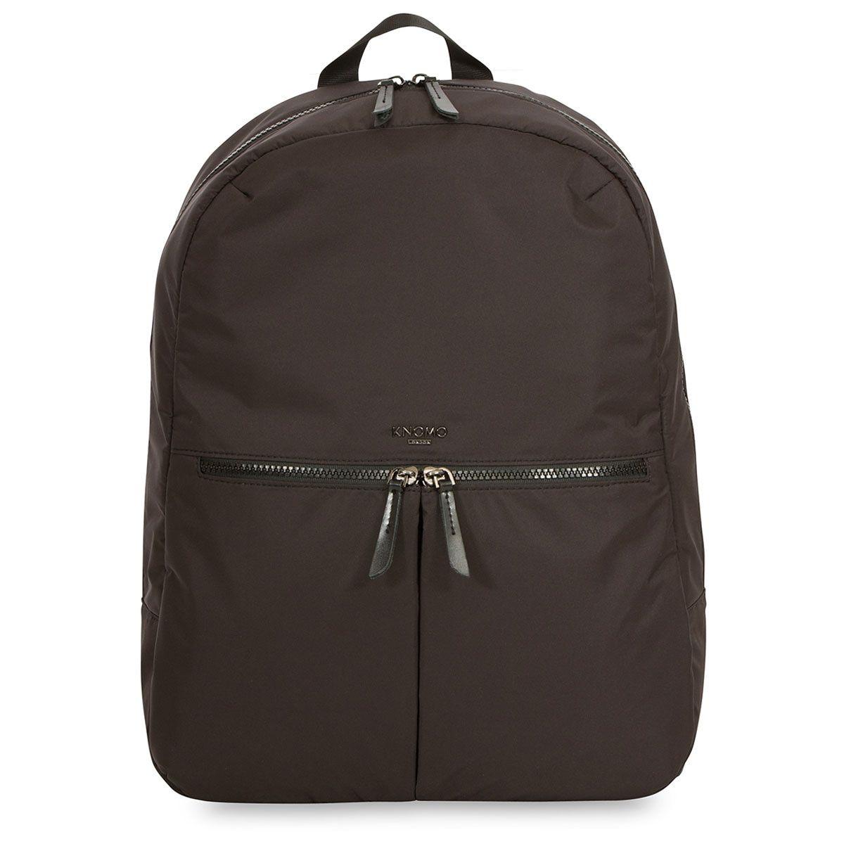 Laptoptas Knomo Berlin Backpack Black 15 inch