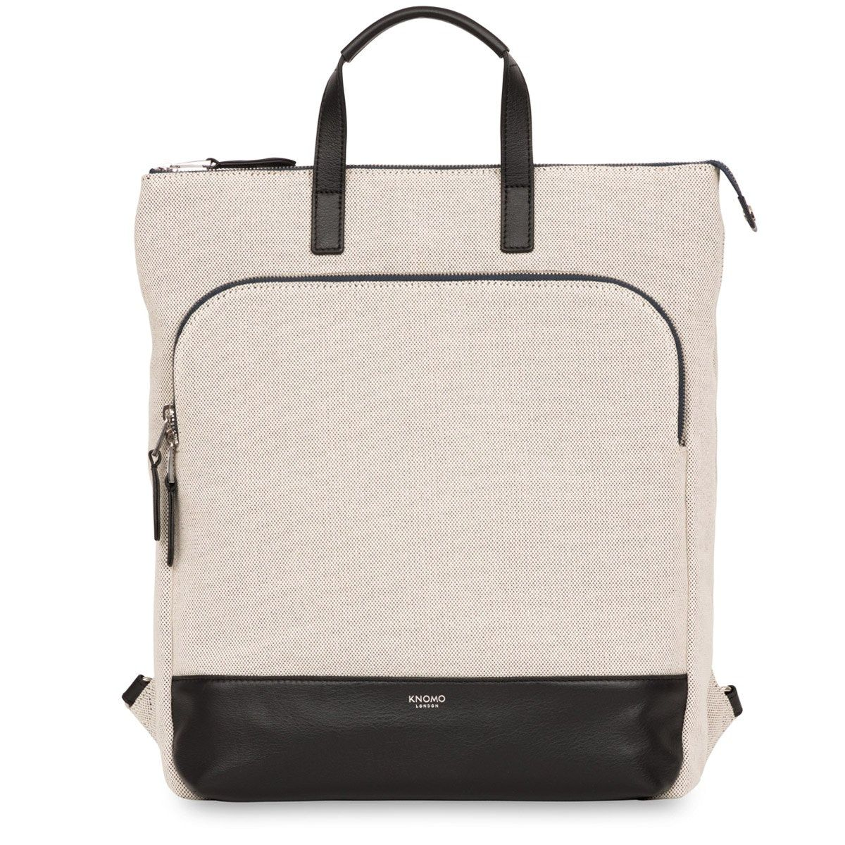 Laptop rugzak Knomo Harewood Laptop Rugzak Tote Canvas 15 inch