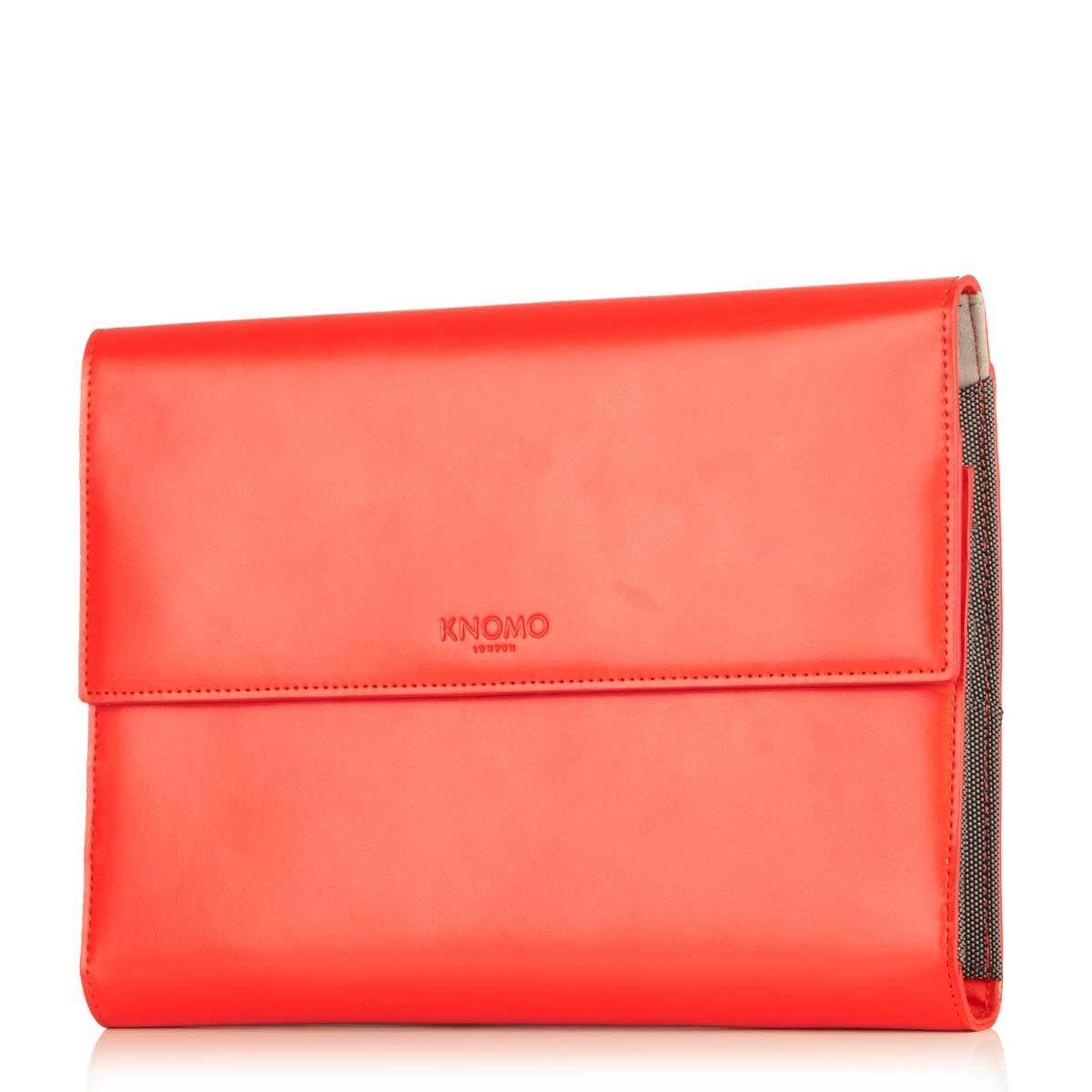 iPad hoes Knomo Knomad iPad Mini Leather Tomato