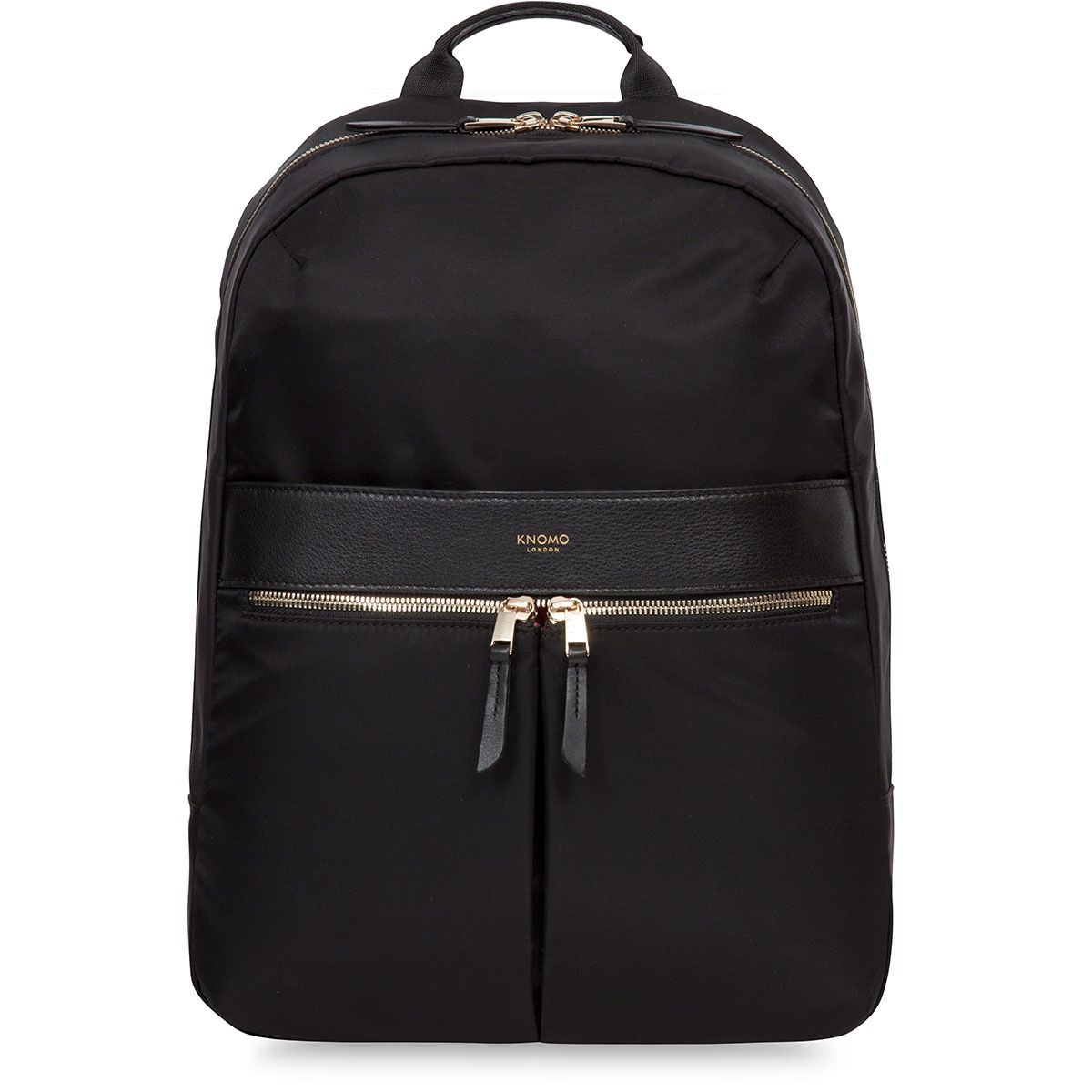 Laptop rugzak Knomo Beauchamp Backpack Black 14 inch