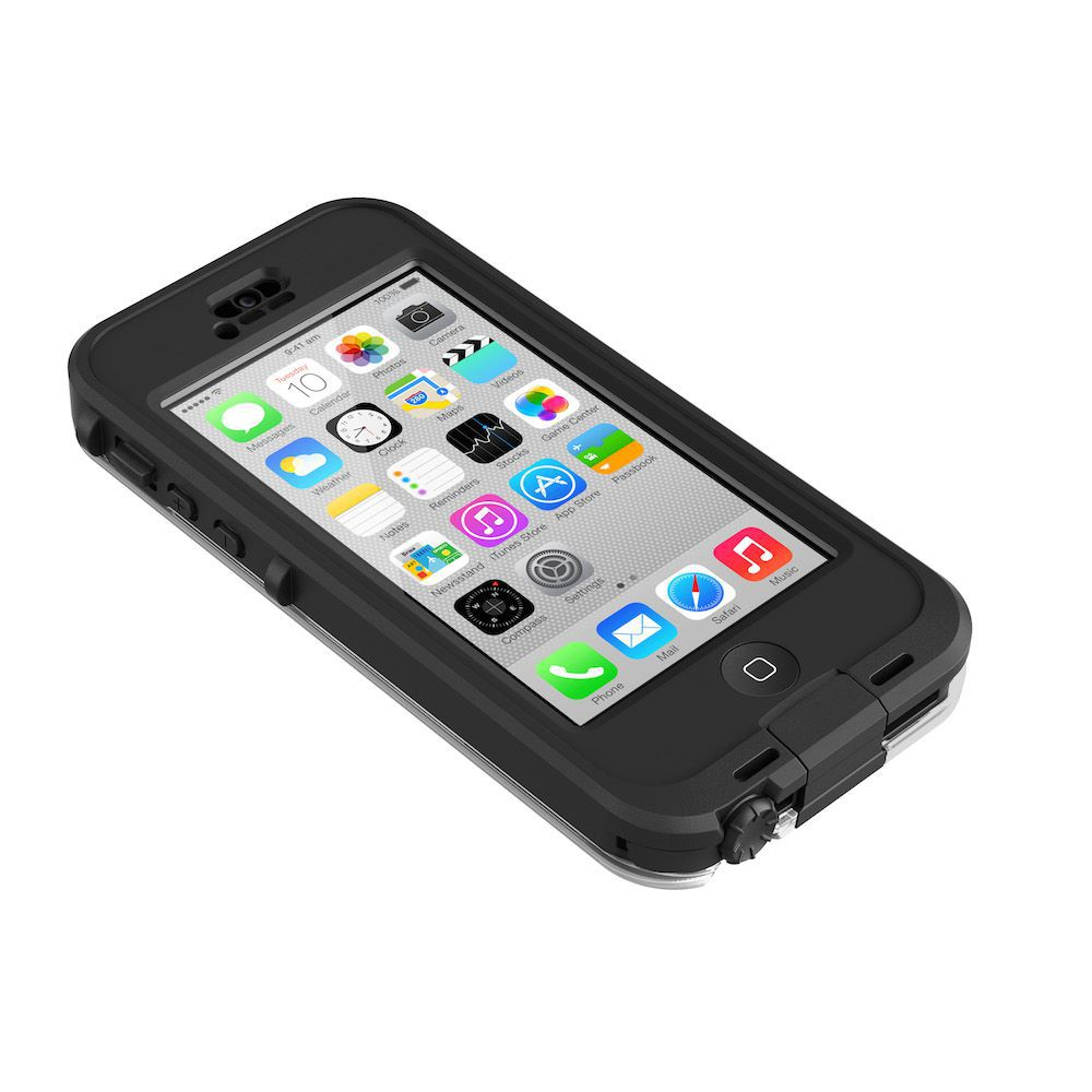 iPhone hoesje LifeProof iPhone 5C N��d Case Black
