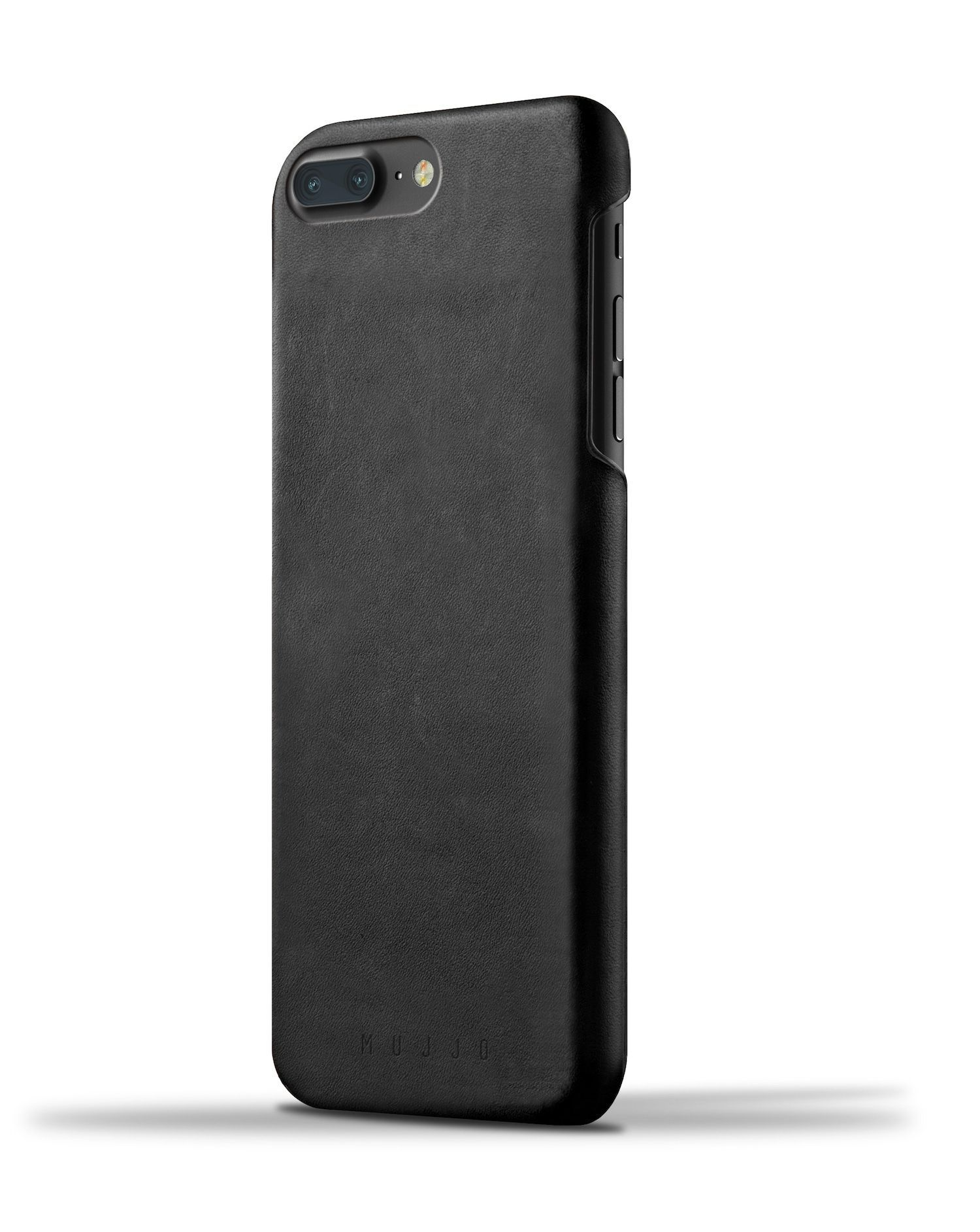 Mujjo Leather Case iPhone 7 Plus Black