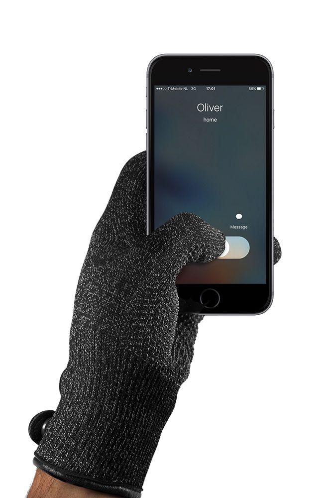 Handschoenen Mujjo Single Layered Touchscreen Gloves Small